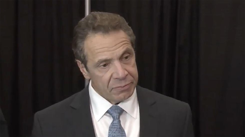 Here's How Andrew Cuomo Responded to a Female Reporter Challenging Him on Sexual Harassment in 2017