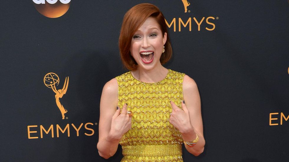 *Sigh* Ellie Kemper Begs Forgiveness of Twitter Users Who Accused Her of Being Racist