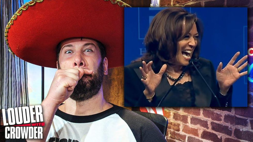 SHOW NOTES: WHERE'S THE OUTRAGE? Kamala Tells Immigrants to GO HOME!