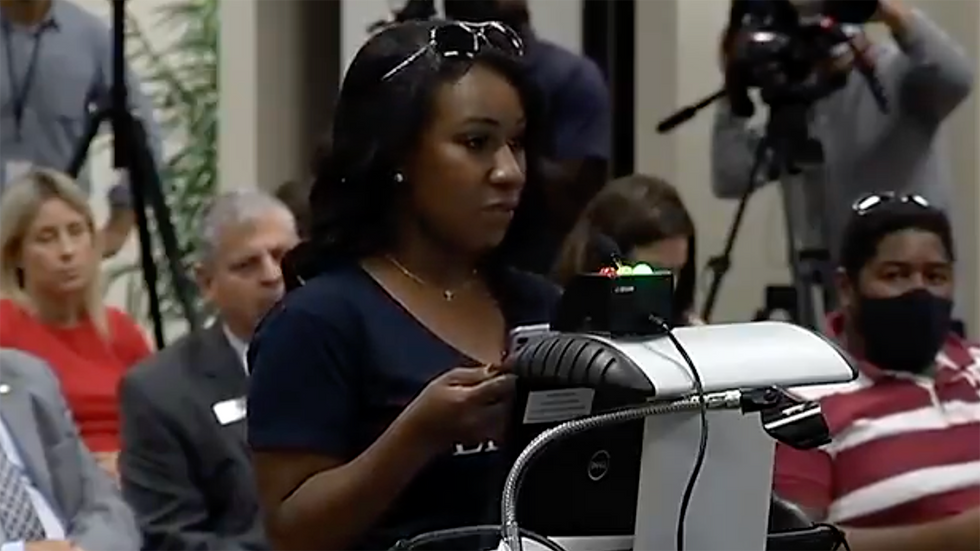 Black Mother Gives Powerful Testimony to School Board: Critical Race Theory IS Racism
