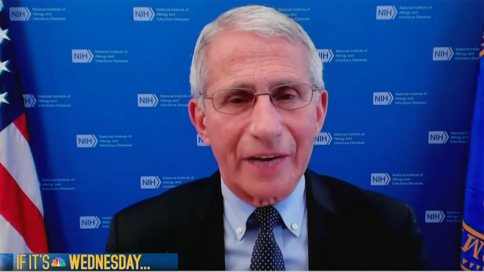 Anthony Fauci Proclaims an Attack on Anthony Fauci Is an Attack on Science!