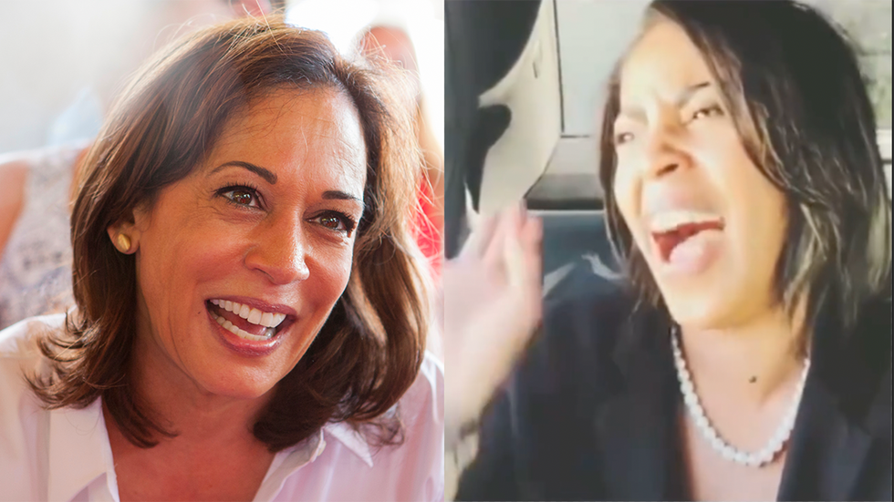 Viral Video Ridicules Kamala Harris' Disastrous Trip to Central America